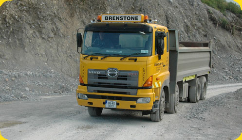 Brenstone truck